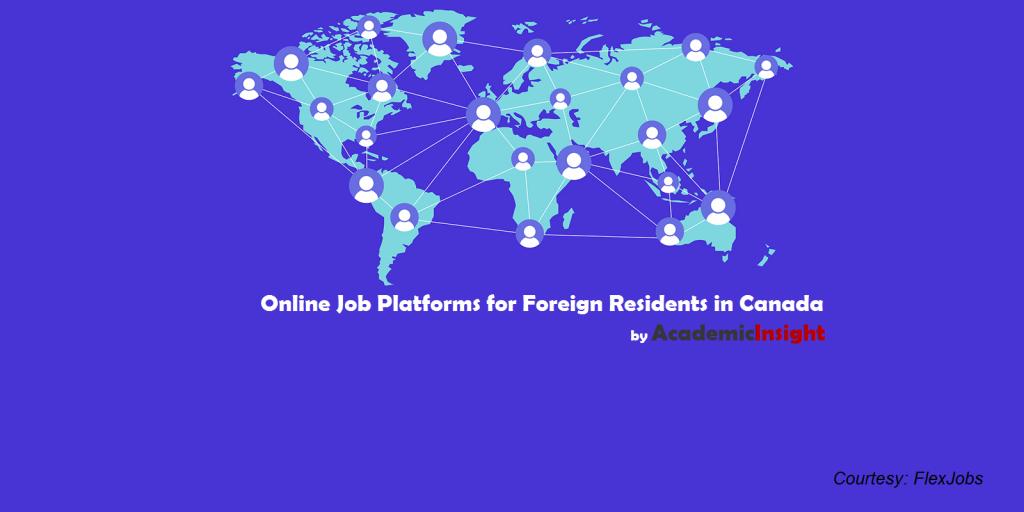 Online Job Platforms in Canada