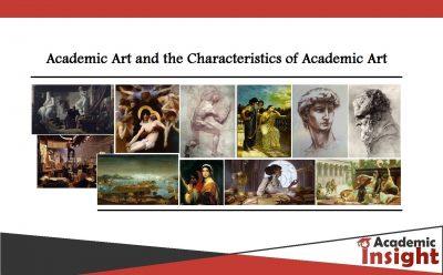 Characteristics of Academic Art