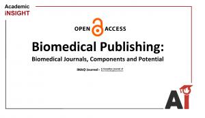Biomedical Publishing - iMAQ Journal